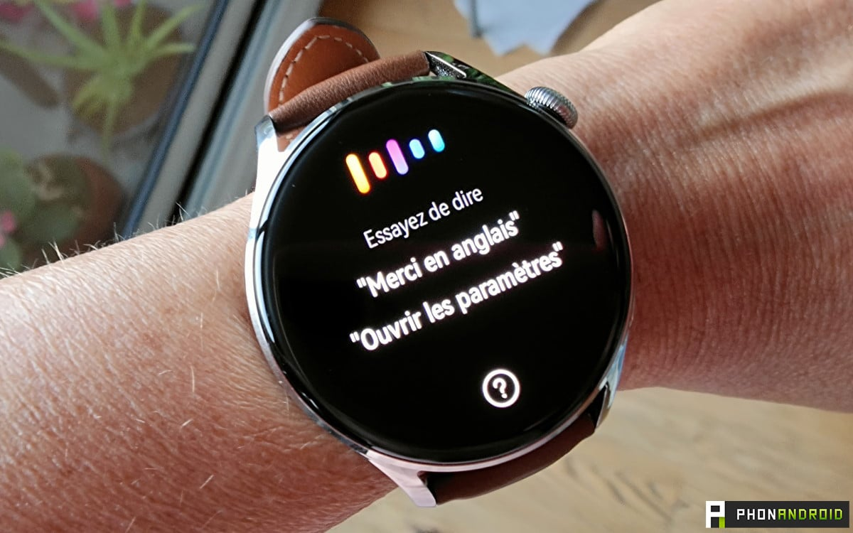Huawei Watch 3 Célia