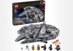 LEGO 75257 Star Wars Faucon Millenium
