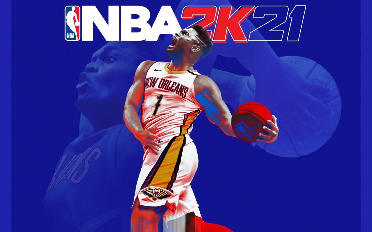 NBA2K 21 à prix réduit