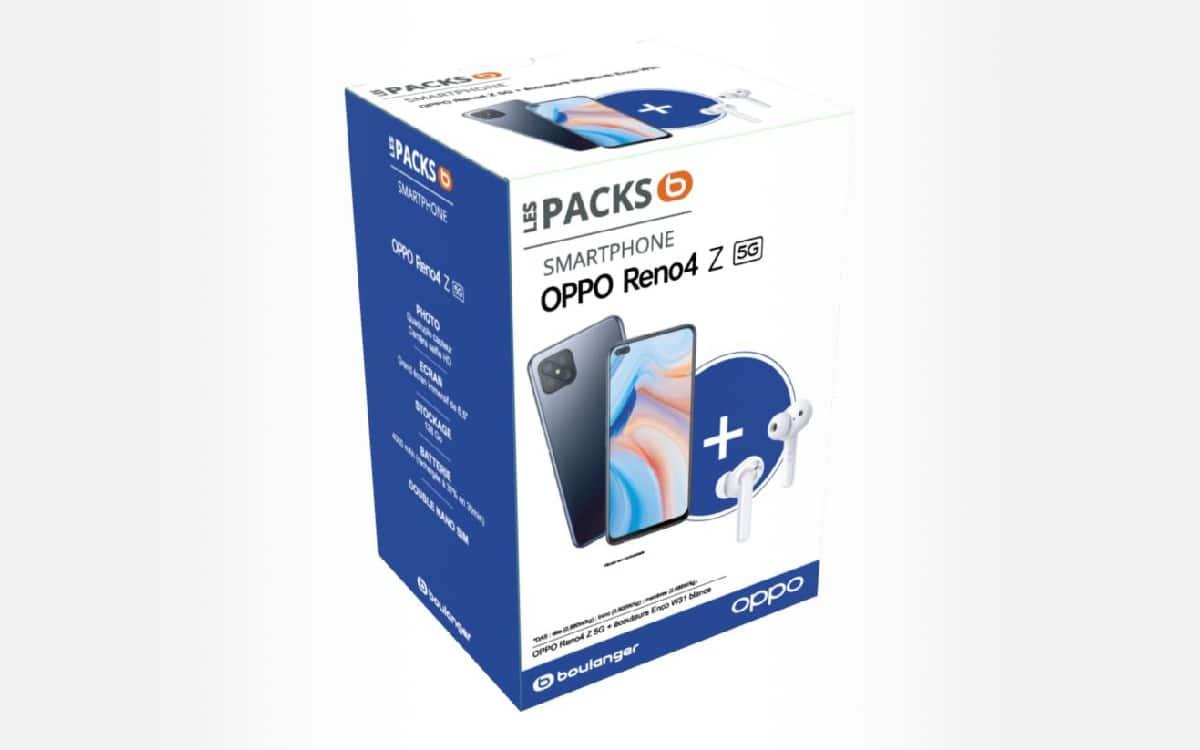 Pack Oppo Reno 4Z