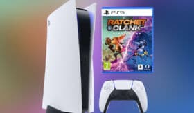 Pack PS5 Ratchet Clank Rift Apart meilleur prix