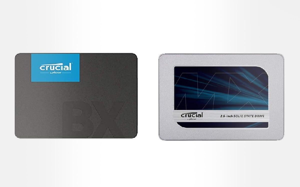 Promo SSD Crucial Amazon
