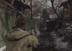 Resident Evil Village TPS