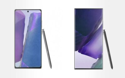 Samsung Galaxy Note 20 et 20 Ultra en soldes