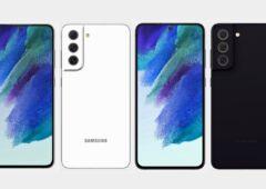 Samsung Galaxy S21 FE Evan Blass