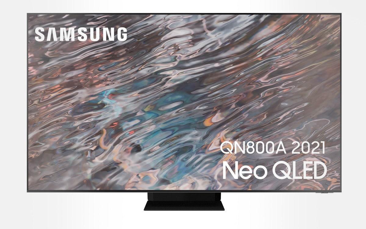 Samsung neo QLED QE65QN800A