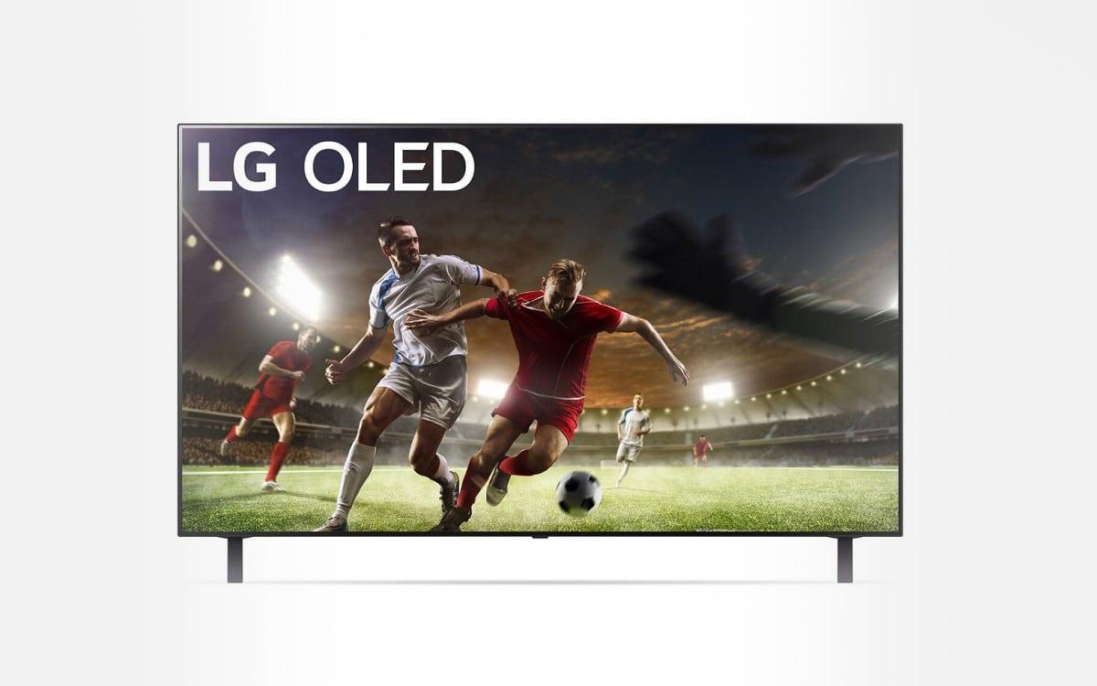 TV OLED LG 48A1