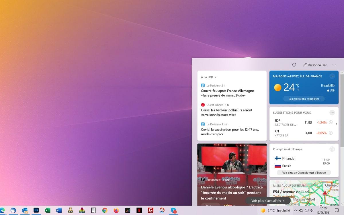 Windows 10 Actualites