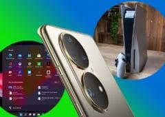 Windows 10 Huawei P50 PS5