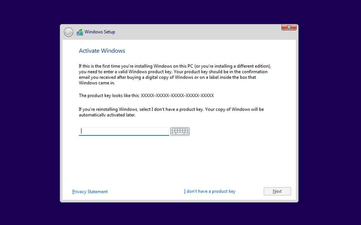 Installieren Sie Windows 11