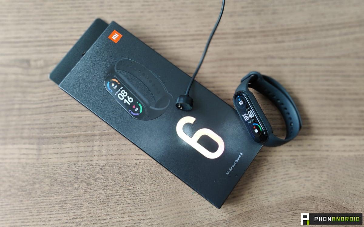 Xiaomi Mi Smart Band 6 packaging