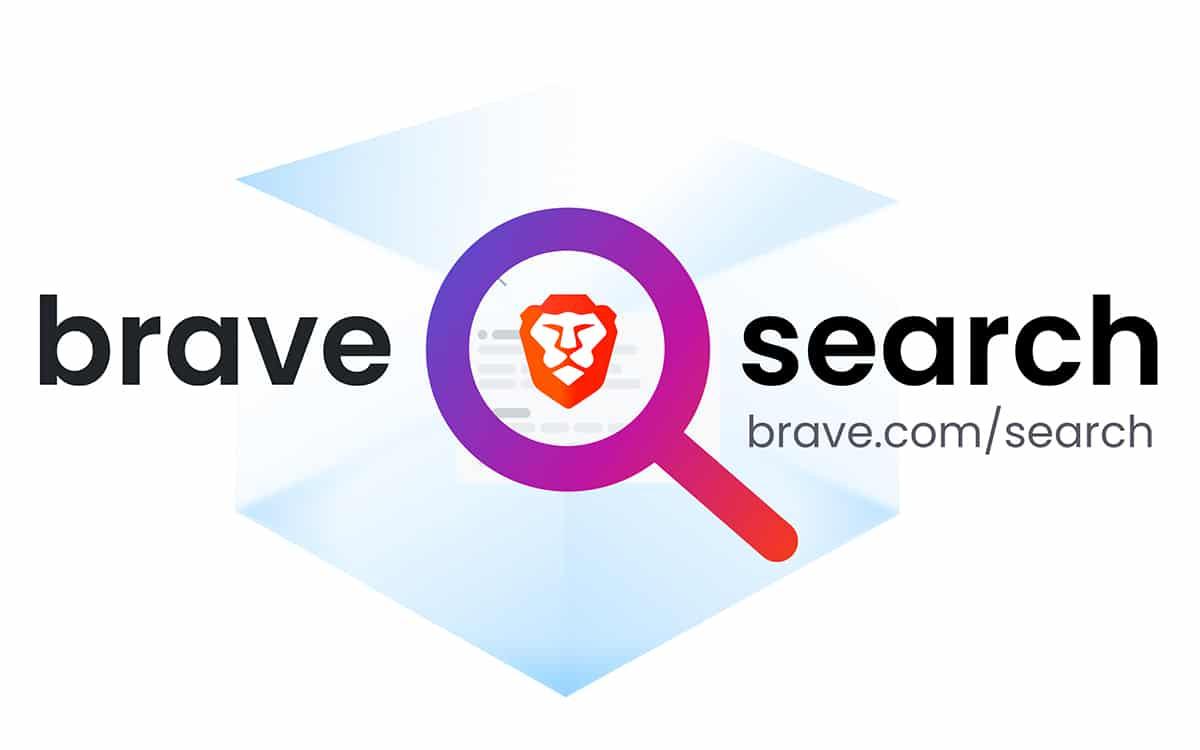 brave search