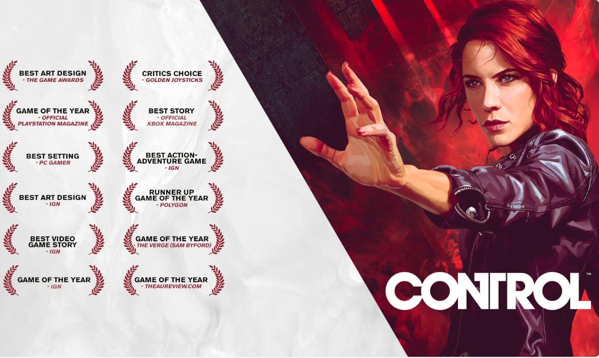 control gratuit epic game store - l'excellent Control est gratuit jusqu'au 17 juin 2021
