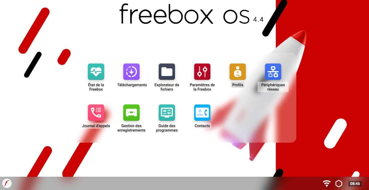 freebox os 4-4 prise en main