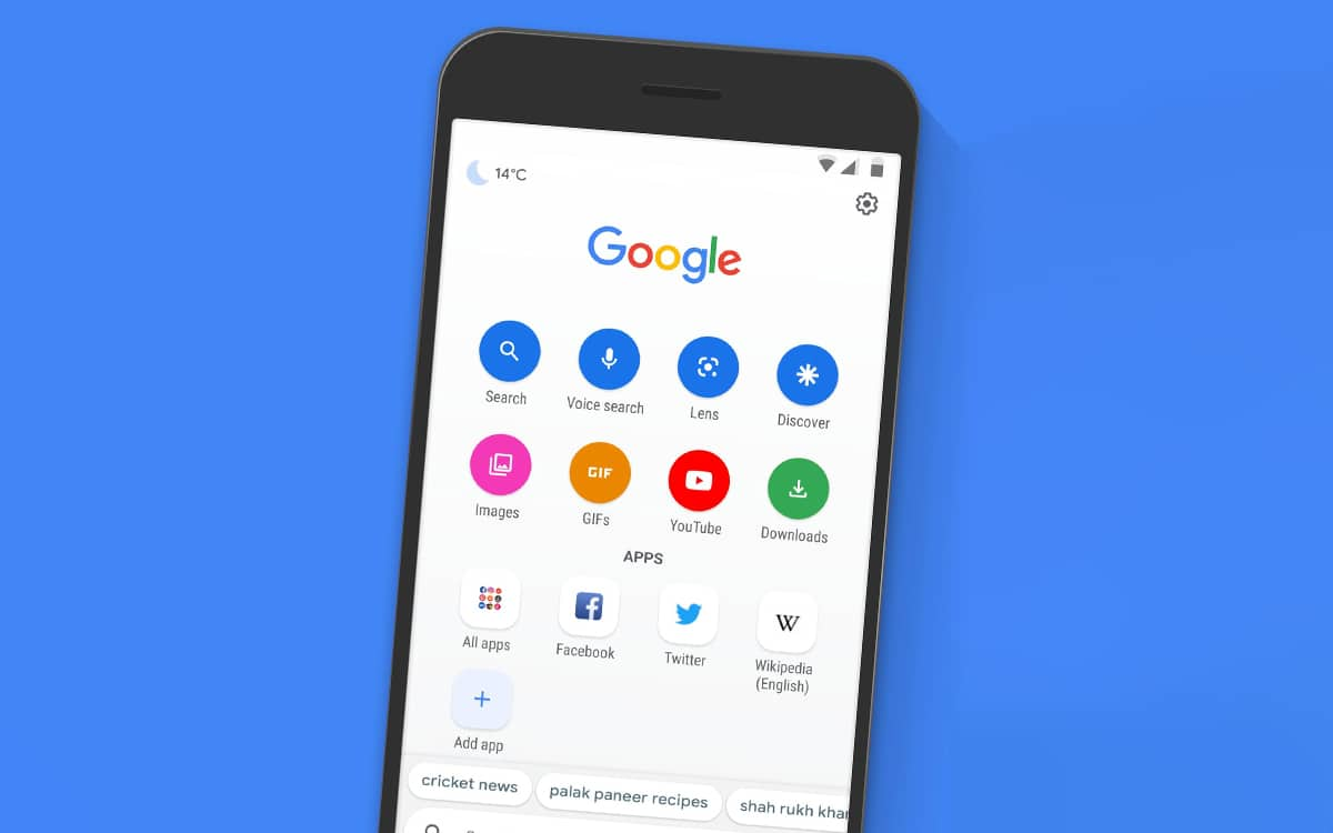 google app android bug