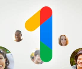Google One Partage famille