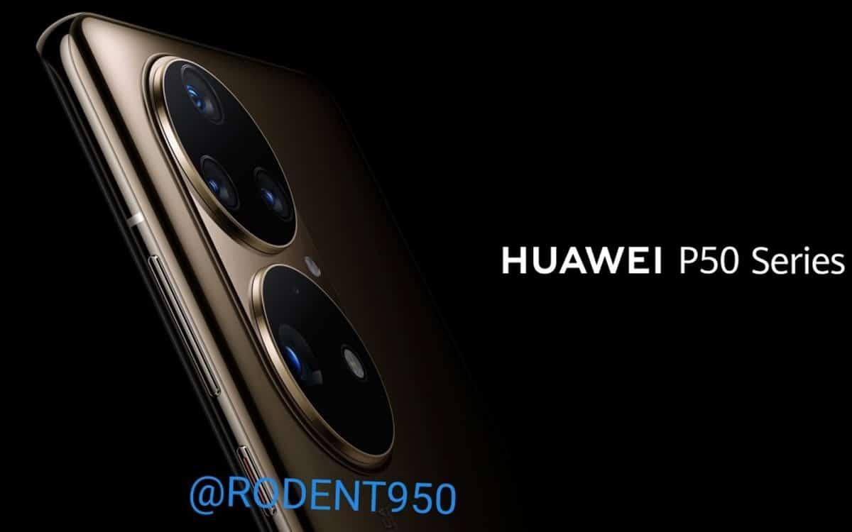 Huawei P50 appareil photo