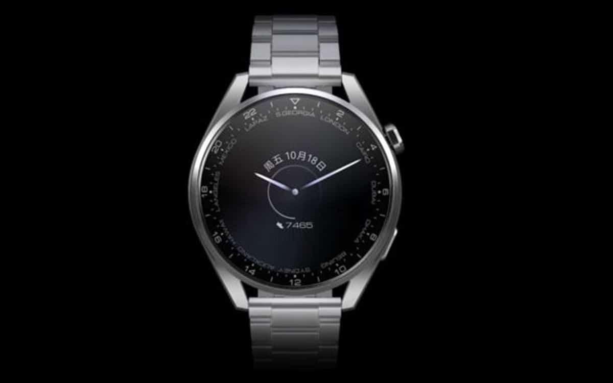 huawei watch 3 design