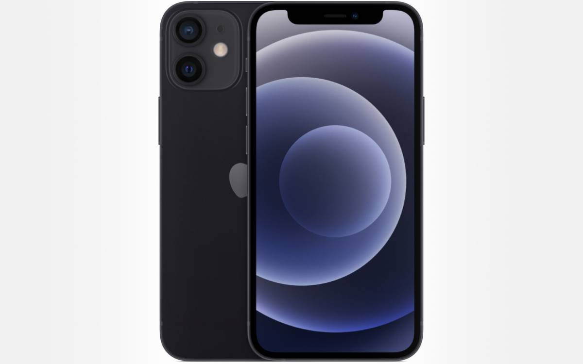 iPhone 12 mini on sale