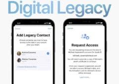 ios 15 digital legacy