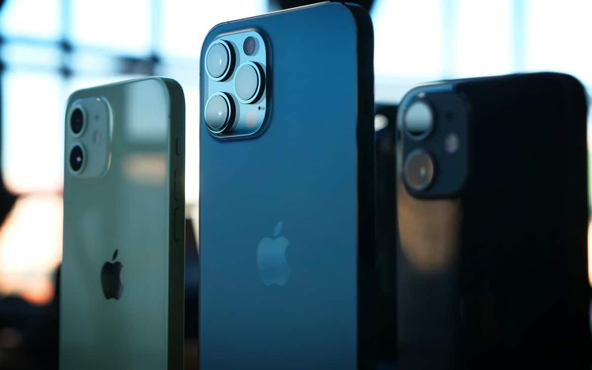 iPhone 12 Pacemaker