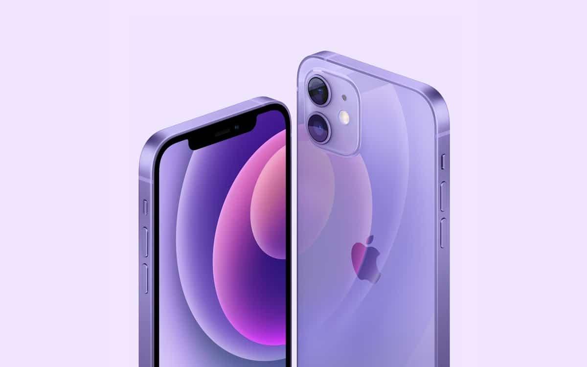 iphone 12 ventes