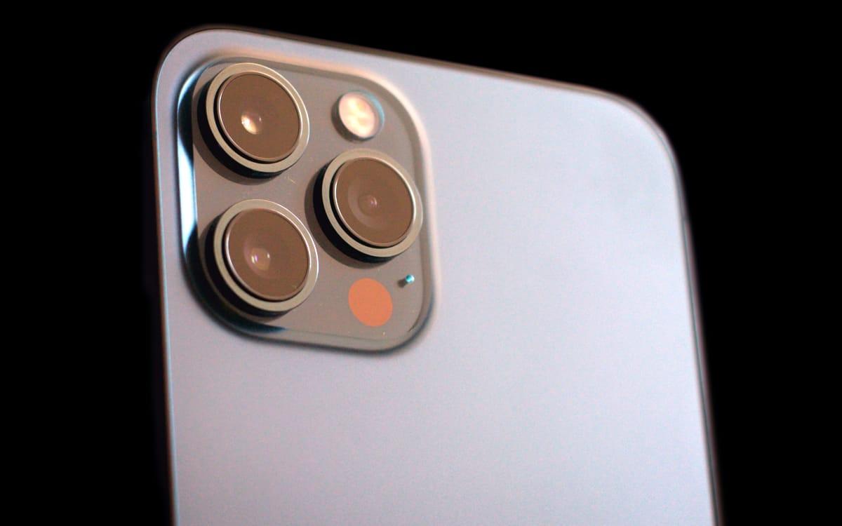 iPhone 13 capteurs photo