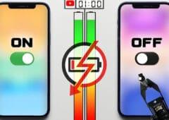 iphone mode économie énergie