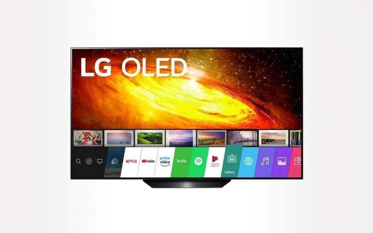 LG 65bx3 tv OLED