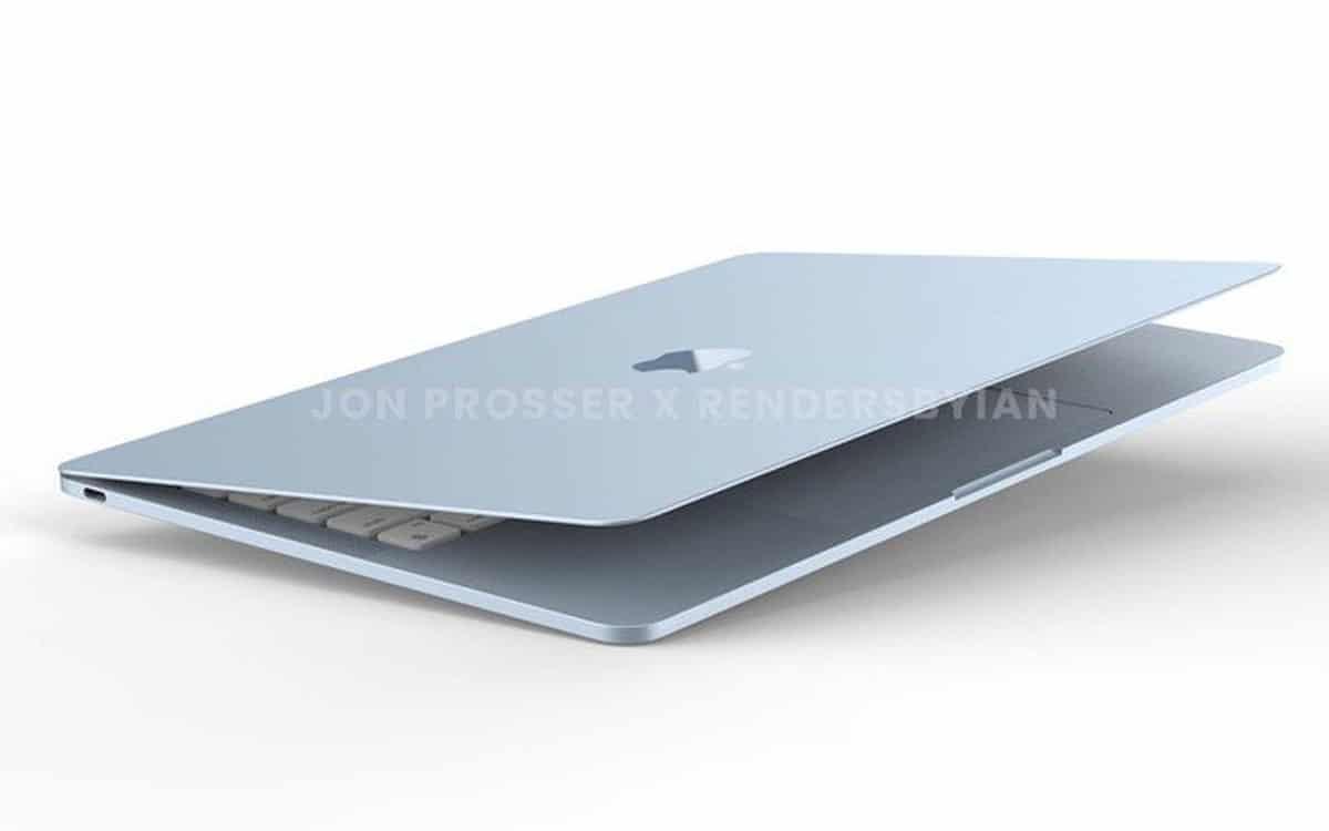 macbook air m2 design
