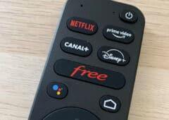 nouvelle telecommande freebox pop