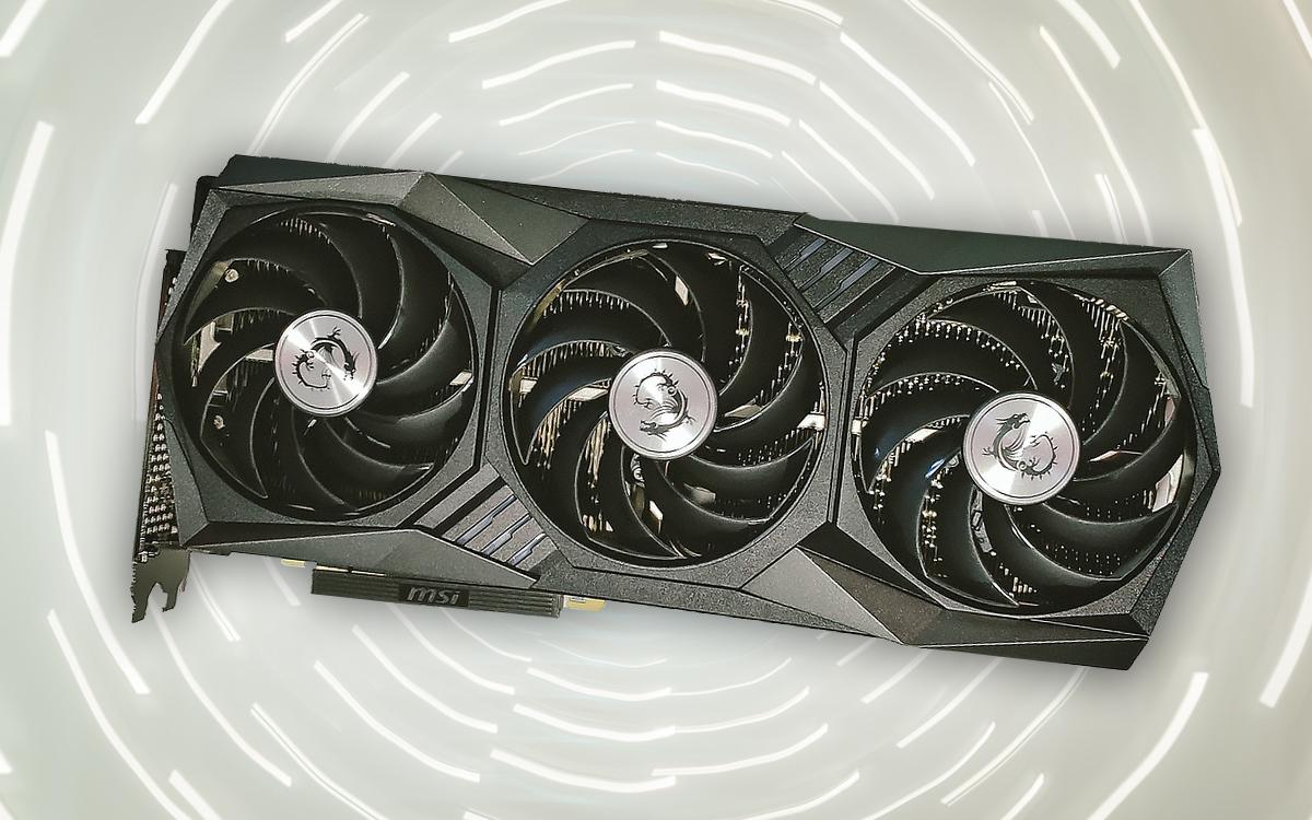 Nvidia RTX 3080 MSI