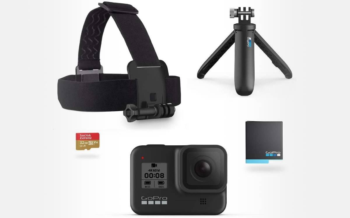 pack GoPro HERO8 en promotion