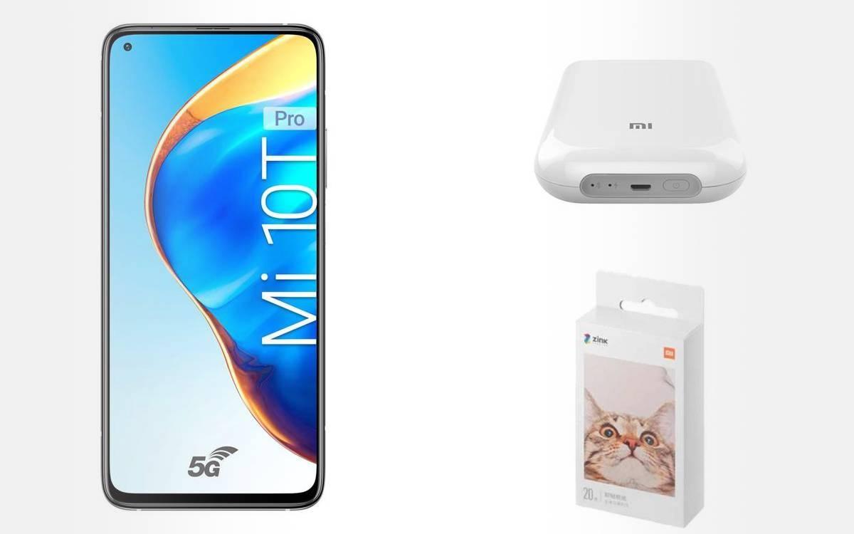 pack Xiaomi Mi 10T Pro à la Fnac