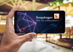 qualcomm snapdragon 888 plus officiel