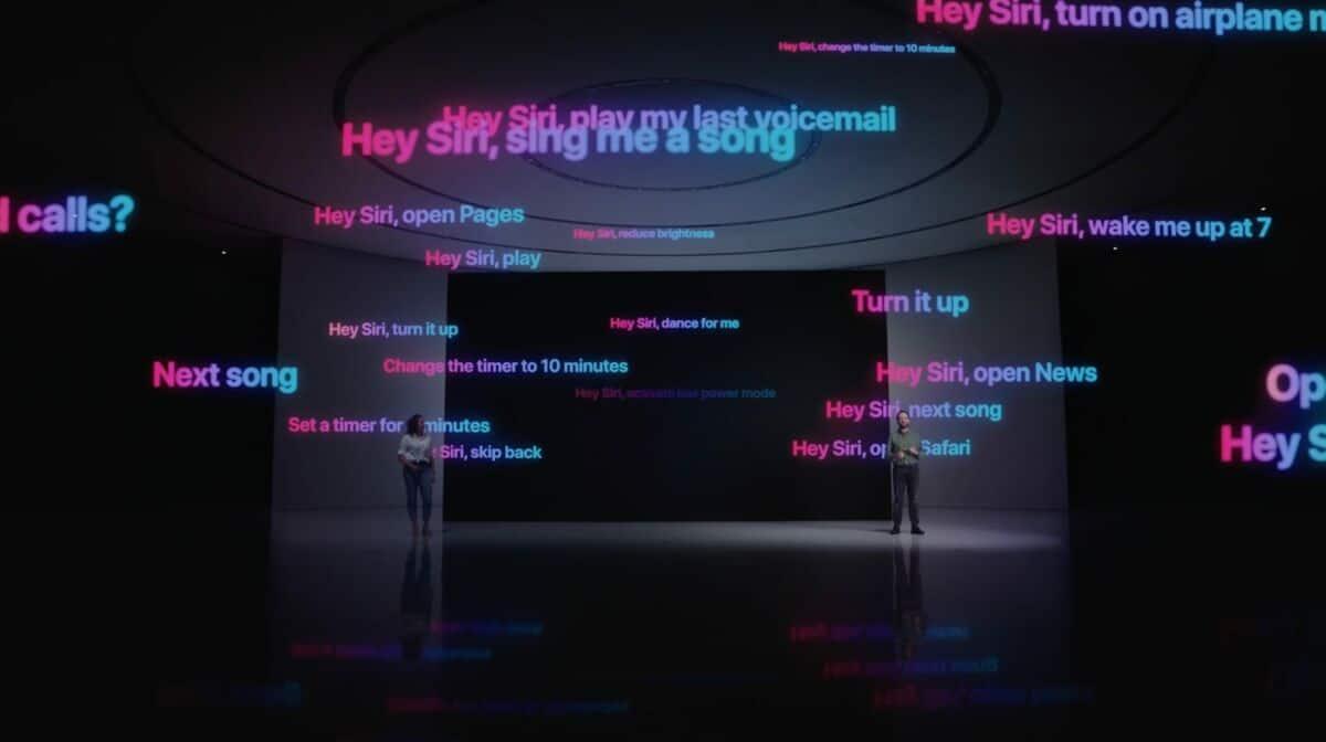 siri 1200x672 - Siri se paie un mode hors-ligne et devient beaucoup plus rapide