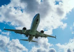 starlink internet avion