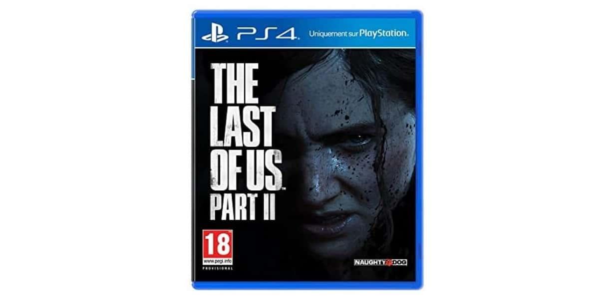 Soldes été The Last of Us part 2 PS4