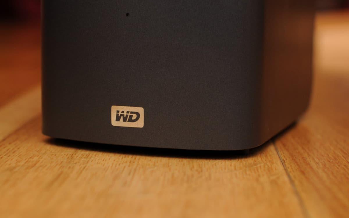 western digital disques durs