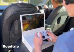 xScreen Xbox Series S UPspec