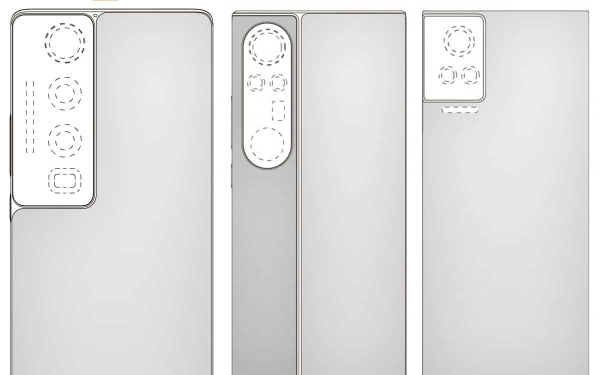xiaomi capteurs photo design smartphone