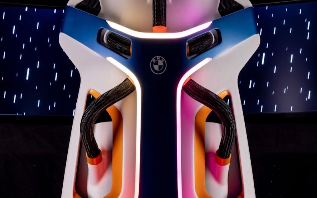 BMW Siege gamer Rival Rig
