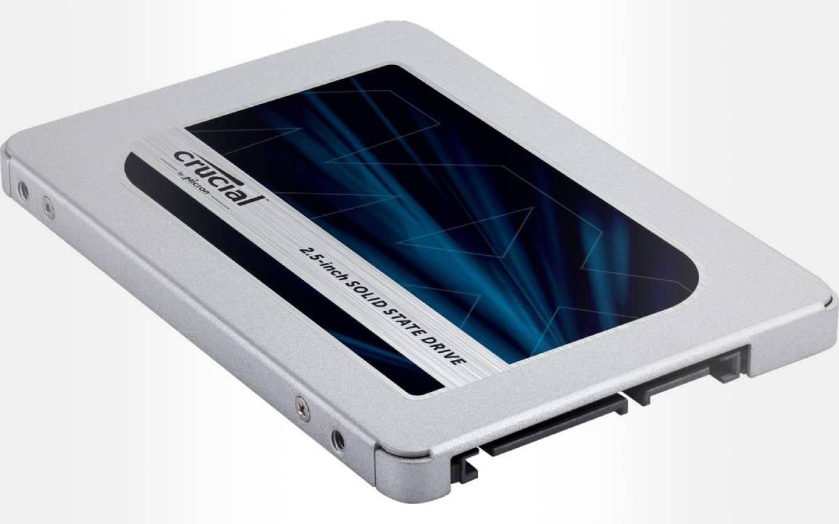 SSD interne Crucial MX500 1To