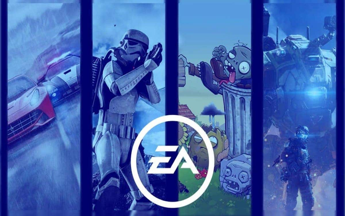 Electronic Arts jeux video