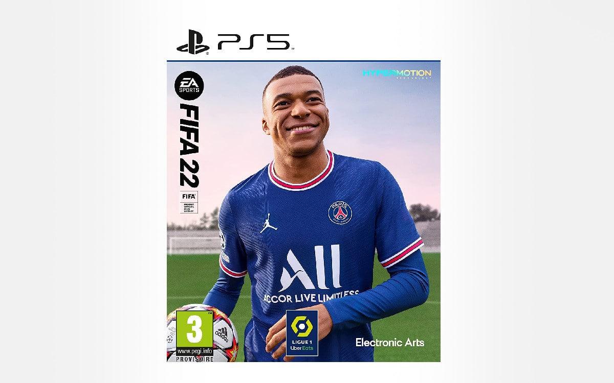 FIFA 22 précommande