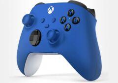 Manette Xbox Shock Blue