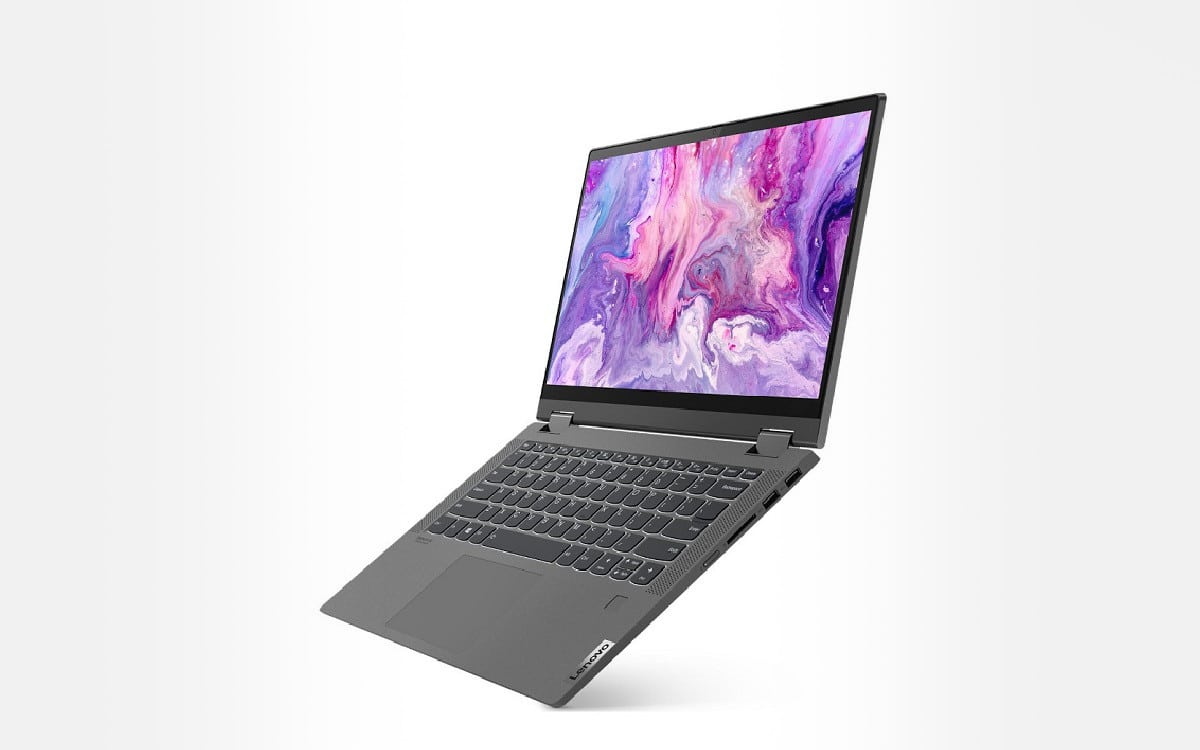 PC portable lenovo flex 5 cb13
