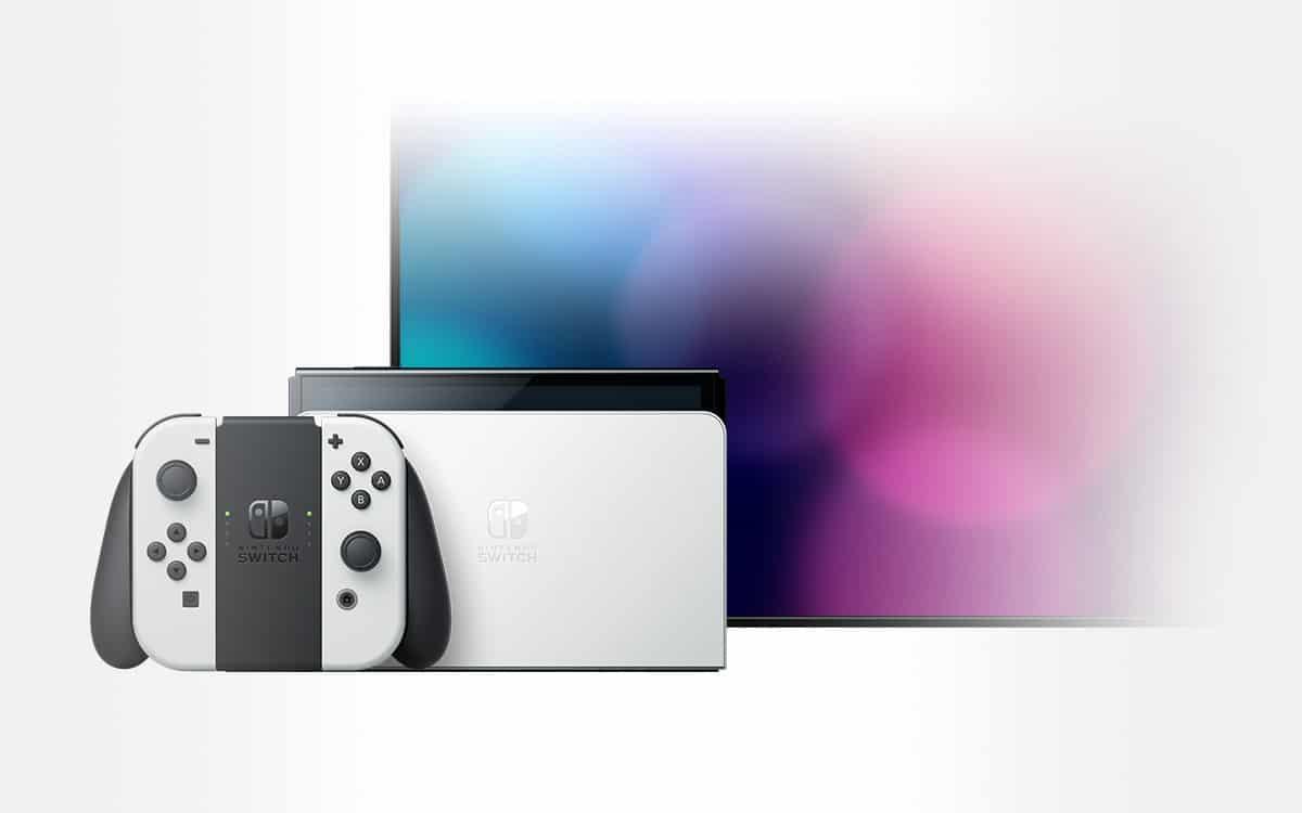 Précommandes Nintendo Switch OLED France