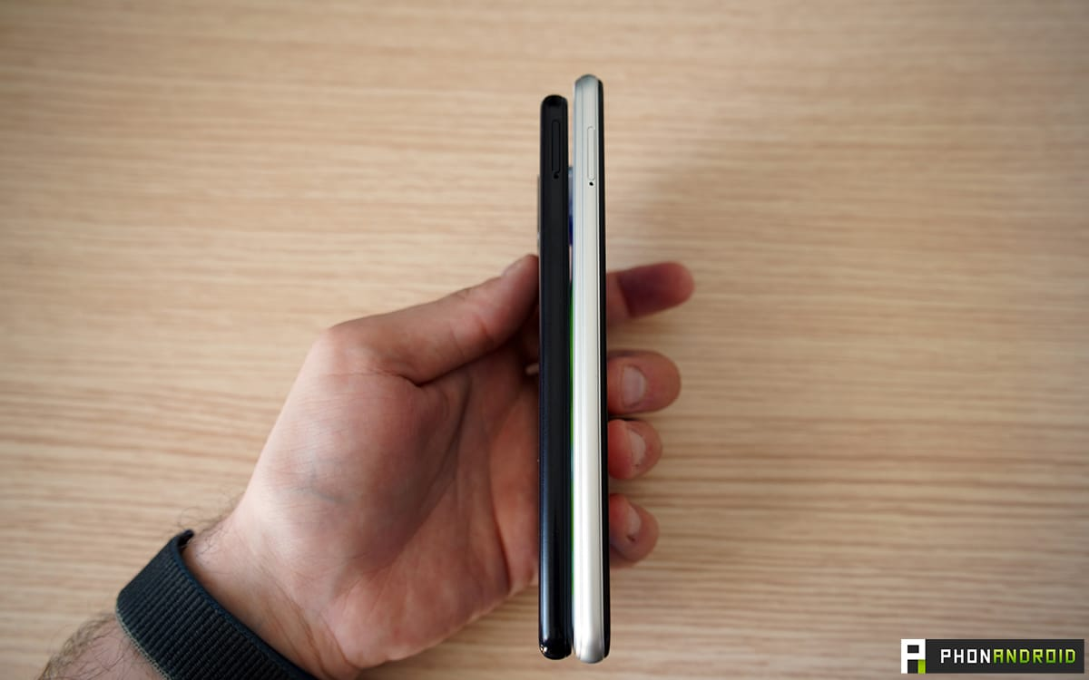 Samsung Galaxy A22 4G and A22 5G