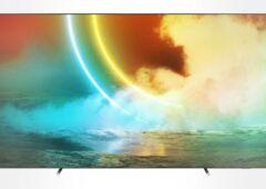 TV OLED Philips 55OLED705